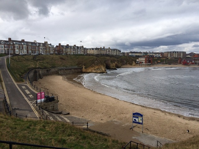 "Cullercoats - the real-life ""Culvercot"""